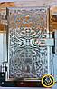 Печная дверца Дюраль Двухдверная, дверки для печи и духовки, фото 3