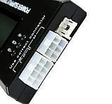 Тестер блоков питания ATX BTX ITX с экраном с LCD, фото 2