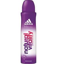 Дезодорант парфумований жіночий Adidas Natural Vitality 150мл.
