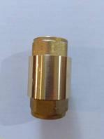 "Обратный  клапан с сеткой Valves 3/4""  пласт шток"