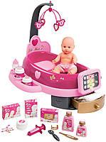 Игровой центр Baby Nurse для ухода за куклой Smoby 220317