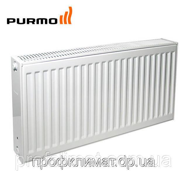 Радиаторы Purmo тип 22 размер 500 на 1600