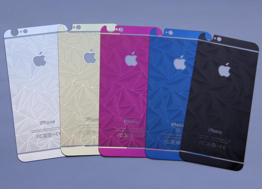 Защитное стекло 3D для iPhone 6 6S Plus двухстороннее