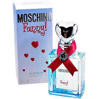 Женская туалетная вода Moschino Funny (купить женские духи москино фанни, лучшая цена на аромат москина) AAT