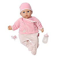 Zapf Моя первая кукла Аннабель My First Baby Annabell Lets Play