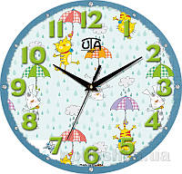 Настенные часы в детскую Юта MiNi M05
