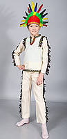 Прокат костюма Индеец