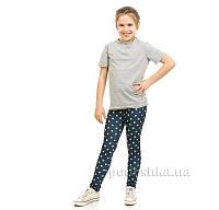 Спортивные лосины Звезды Kids Couture 5-001 синие 110