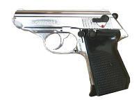 Пістолет стартовий ПСШ-790 (хром, 7 зарядний)