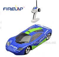 Автомодель радиоуправляемая 1:28 IW04M Mclaren 4WD Firelap синий FLP-401G4a