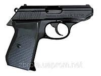Пистолет стартовый ПСШ-790 (чёрный, 5 зарядный)