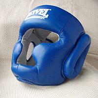 Шлем тренировочный REYVEL, кож.