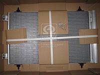 Конденсор кондиционера C8/JUMPY/807/EXP DIES 05- (Van Wezel) 09005263