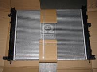 Радиатор Dokker 1.2 i + /+ AC 11/12- (AVA), AGHZX