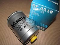 Фильтр топливный FORD Transit 2.5 (Производство M-Filter) DF3518