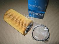 Фильтр масляный OPEL OMEGA, BMW 325td 525td (Производство M-filter) TE635