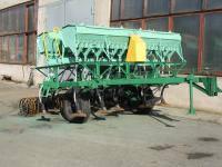 Почвообрабатывающая посевная машина ППМ-4-ЗТ