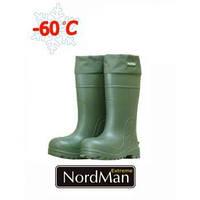 Зимние сапоги ПСКОВ для суровых экстремальных климатических условий, удлиненные, - 60С, супер теплые