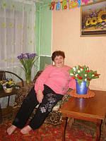 Людмила Павловна,Ялта Туника с длинным рукавом и брючки ВЕТКА