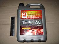 Масло моторное  15W-40 SG/CD (Канистра 5л) 15W-40