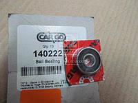 Подшипник 608-2RS-C3 (Производство CARGO) 140222