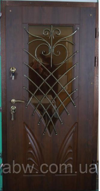 """Двери с МДФ """"АРМЕКС"""" - модель в1"""