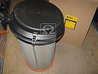 Фильтр воздушный DAF XF105, XF106 (с конусом) (Производство Hengst) E1084L