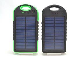 Портативный аккумулятор Power Bank 40000 mAh Solar