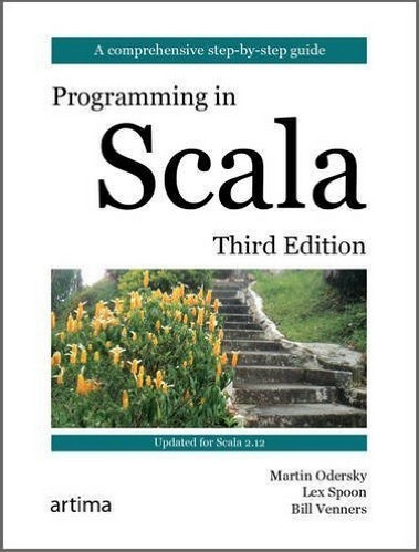Programming in Scala. Third Edition