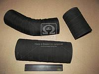 Патрубок радиатора КАМАЗ 3шт. (Производство Россия) 5320-1303010/26/27