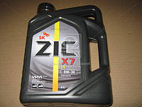 Масло моторное ZIC X7 LS 5W-30 (Канистра 4л) 162619