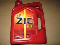 Масло трансмиссионное ZIC ATF Multi (Канистра 4л) 162628