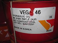 Масло гидравлическое ZIC H 46 (Бочка 200л) 202635