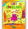 Посібник EASY ENGLISH Малятам 4-7 років, що вивчають англійську Авт: Жирова Т. Федієнко В. Вид-во: Школа