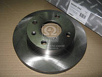 Диск тормозной FORD ESCORT-90/SIERRA -93 передн. (RIDER) (арт. RD.3325.DF1649), ACHZX