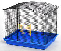 ЛОРИ Клетка для грызунов Комби цинк 565*400*480