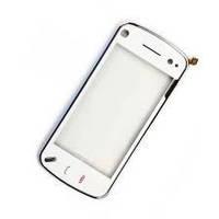 Тачскрин сенсорное стекло для Nokia N97 white