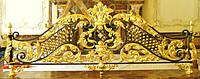 Декоративное бронзовое литье