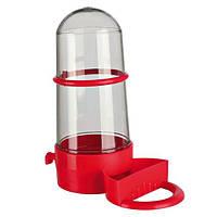 Trixie (Трикси) Поилка-кормушка для птиц пластиковая 265мл*15см