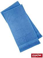 Полотенце махровое синее T500-70X140 N