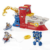 Набор Playskool Heroes Transformers Боты спасатели - Хай Тайд Hasbro