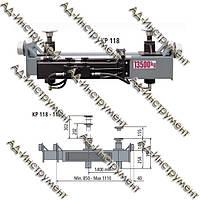 Подъемная грузовая гидравлическая  траверса KP118 Space S.R.L. (Италия) 13500 кг грузоподъемность