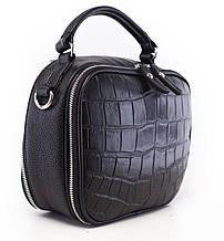 Bambino 1 - Объемная кожаная сумочка маленького размера.