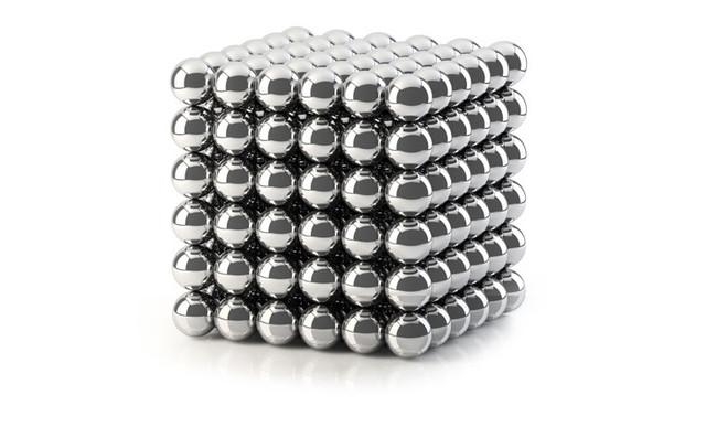 Neocube магнитный конструктор (Никель)