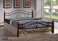 Двуспальная кровать Onder Mebli Judi 140х200 Малайзия