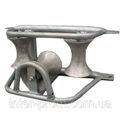 Ролик кабельно-угловой РКУ-55