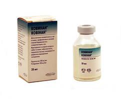 Ковинан 20 мл Intervet (Нидерланды) гормональное лекарственное средство для угнетения половой охоты.