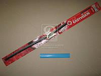 Щетка стеклоочиститель 700 мм бескаркасная (крепления Retro Clip крючок) (Производство CHAMPION) ER70/B01