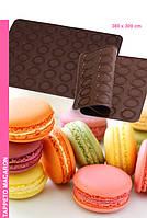 Силиконовый коврик для печенья Макарон - Pavoni (код 02538)
