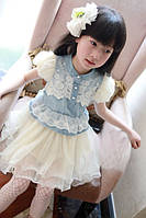 Детское стильное платье, фото 1